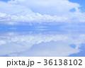 ウユニ塩湖 36138102