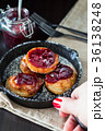 揚げ スキレット パンケーキの写真 36138248