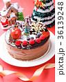 クリスマスケーキ 36139248