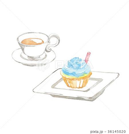 紅茶と水色のタルト 36145020