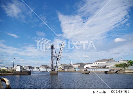 関西本線 末広可動橋(跳ね橋)2 36148465
