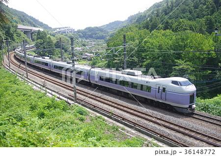 中央本線 スーパーあずさE351系 36148772
