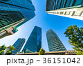 《東京都》超高層ビル・オフィス街 36151042