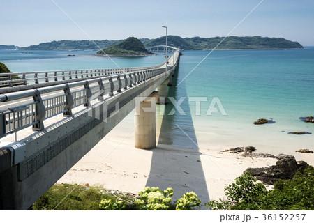 海と角島大橋 36152257