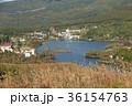 白樺湖 秋 茅野市の写真 36154763