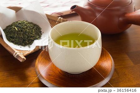 深蒸し茶 日本茶 茶葉 緑茶 36156416