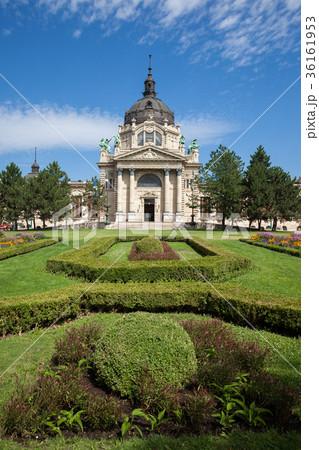 Szechenyi Thermal Baths in Budapest 36161953