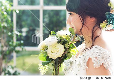 花嫁 新婦 ウエディングフォト 女性 36161986