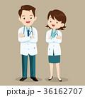 医師 医者 女性のイラスト 36162707