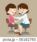 医師 医者 女性のイラスト 36162765