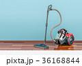 掃除機 電機掃除機 立体のイラスト 36168844