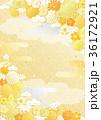 花 松竹梅 菊のイラスト 36172921