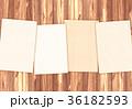 木目 テクスチャー フレーム 36182593