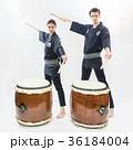 インバウンドツーリスト 文化体験 和太鼓 36184004