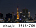 東京 ビル 高層ビルの写真 36184769