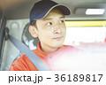 男性 トラック 運転の写真 36189817