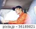 男性 トラック 運転の写真 36189821