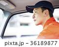 男性 トラック 運転の写真 36189877