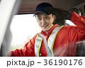 男性 トラック 運転の写真 36190176