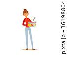 クッキング 料理 調理のイラスト 36198804