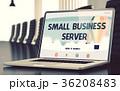 小型 ビジネス 職業のイラスト 36208483