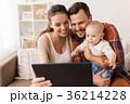 ファミリー 家庭 家族の写真 36214228