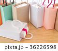 ショッピング ショッピングバッグ 買い物 手提げ袋 買い物依存症 買い物好き 36226598
