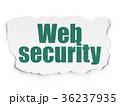 セキュリティ セキュリティー 安全のイラスト 36237935