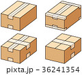 ダンボール箱 箱 梱包のイラスト 36241354