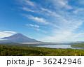 富士山 風景 山中湖の写真 36242946