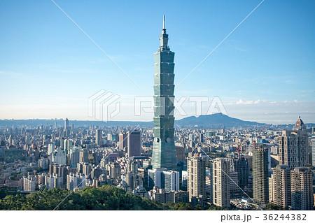 台湾 台北101 36244382