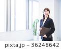 女性 ビジネスウーマン 人物の写真 36248642
