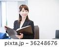 女性 ビジネスウーマン 人物の写真 36248676
