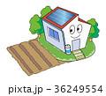ソーラーパネル 太陽光発電 エコのイラスト 36249554