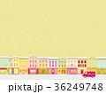 街並み クリスマスシーズン 雪 36249748
