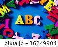 アルファベット 英語 文字の写真 36249904