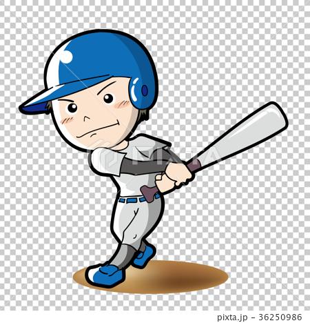 棒球 擊球手 男 36250986