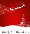 ベクトル サンタ クリスマスのイラスト 36254305