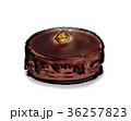 チョコレートケーキ 36257823