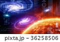 宇宙 グラフィック テクノロジーのイラスト 36258506