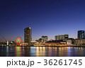 神戸 ハーバーランド 神戸港の写真 36261745