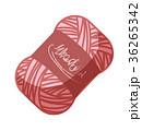 毛糸の玉 36265342