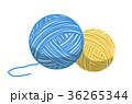 毛糸の玉 36265344