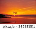 有明海 海 風景の写真 36265651