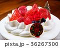クリスマス クリスマスケーキ ケーキの写真 36267300