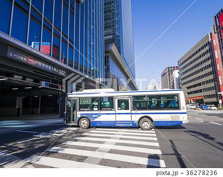 JRゲートタワー 名古屋駅バスターミナル 中央郵便局交差点 36278236