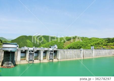 京都 日吉ダム 36278297
