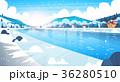 ウィンター ウインター 冬のイラスト 36280510