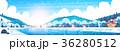 ウィンター ウインター 冬のイラスト 36280512