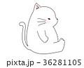 ぬこ 36281105